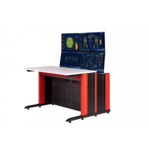 Диспетчерские столы АРМЕР с технологическим отсеком 650 мм - купить по цене производителя
