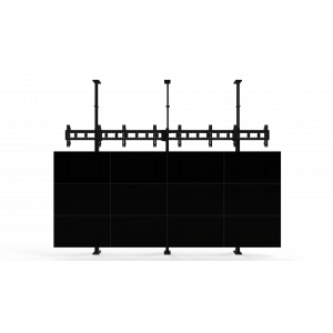 Распорное крепление для видеостены Базовый кронштейн 4х4