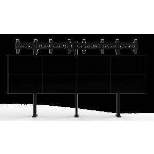 Напольно-настенное крепление для видеостены Базовый кронштейн 3х4