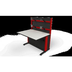 Диспетчерские столы АРМЕР с технологическим отсеком 330 мм - купить по цене производителя