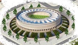 Культурно-досуговая сфера, стадионы